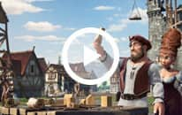 Iniciar vídeo do Forge of Empires